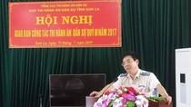 Cục Thi hành án dân sự Sơn La kêu hộ cho phát ngôn của lãnh đạo ngân hàng