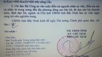 Chủ tịch Bắc Ninh bị đe dọa, Tổng cục đường thủy có vô can?