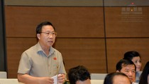 Đại biểu Lưu Bình Nhưỡng tranh luận gay gắt về cách giải quyết vụ Đồng Tâm