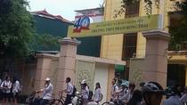 Chuyện buồn ở Phạm Hồng Thái, ngôi trường có bề dày truyền thống ở Thủ đô