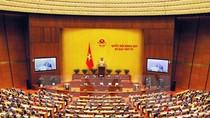 Quốc hội khóa 14 bắt đầu làm việc ngày đầu tiên của kỳ họp thứ  4
