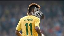 Biếm họa hài hước về thần đồng Neymar