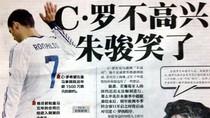 Đại gia Trung Quốc ra sức chèo kéo Ronaldo