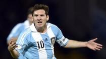 Dùng Messi để khiêu khích Ronaldo