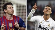 Đối thủ hô vang tên Ronaldo để khiêu khích Messi