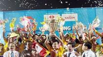 Đánh bại chủ nhà Ninh Thuận, SLNA lên ngôi vô địch U21 quốc gia 2012