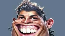 Biếm họa siêu hài về Ronaldo và dàn sao Real