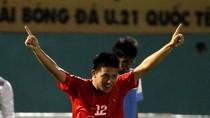 Clip: U21 Việt Nam vùi dập U21 Singapore tại phố Núi
