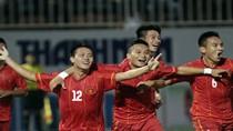 Chùm ảnh: U21 Việt Nam thắng tưng bừng trước đội bóng Úc
