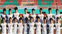 Lứa đầu tiên của Học viện HAGL Arsenal JMG sang Nhật du đấu