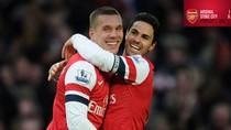 Chính thức: 17/7, tuyển Việt Nam đá giao hữu với Arsenal tại Mỹ Đình