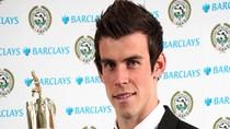 Qua mặt Van Persie, Gareth Bale tái lập cú đúp giải thưởng của Ronaldo