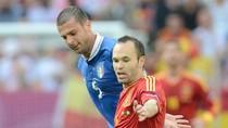 Suốt 92 năm lịch sử, tuyển Tây Ban Nha chưa từng thắng Italia