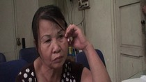 """VIDEO: Lời khai của """"nữ quái"""" móc túi tại bệnh viện Bạch Mai"""