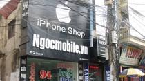 """Ngọc Mobile bị tố """"ép"""" khách mua Smartphone bị lỗi"""