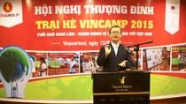 """Trại hè VinCamp 2015: """"Hội nghị thượng đỉnh"""" của các nhà lãnh đạo tương lai"""
