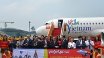 Vietjet mở đường bay TP.HCM - Myanmar