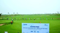 Kết thúc thành công giải AMD Golf Challenge 2015 - Swing for the Poor