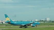 Vietnam Airlines chậm chuyến gấp đôi Vietjet Air