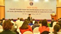 Đề nghị mở rộng thí điểm triển khai thanh tra chuyên ngành an toàn thực phẩm