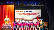 Vietjet đặt mục tiêu doanh thu 42.018 tỷ đồng năm 2017