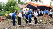Đoàn Thanh niên PVN hoạt động an sinh xã hội tại Phú Thọ