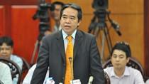 """Thống đốc NHNN Nguyễn Văn Bình: """"Tôi không thể hứa gì về xử lý nợ xấu"""""""