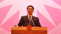 """Bộ trưởng Vũ Đức Đam nói về """"siêu dự án"""" 27 tỷ USD và Đàn Xã Tắc"""