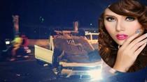 Xe BMW lật úp trên đường, siêu mẫu Hoàng Yến nhập viện cấp cứu