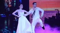 Angela Phương Trinh lúng túng, vụng về ở Chung kết Bước nhảy hoàn vũ