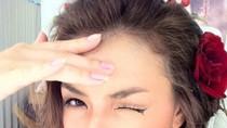 Những cái nháy mắt đáng yêu của mỹ nhân Việt