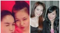 Những cô em gái 'một 9 một 10' của mỹ nhân Việt