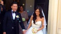 Ca sĩ hải ngoại Bảo Hân lên xe hoa ở tuổi 41