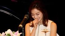 Cận cảnh 11 điệu cười duyên của Kim Tae Hee tại Hà Nội