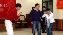 Cười bể bụng màn tập Táo Quân (P1): Tự Long, Công Lý