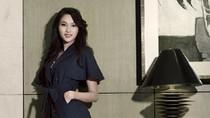 Hoa hậu Thu Thảo quyến rũ trong bộ ảnh mới