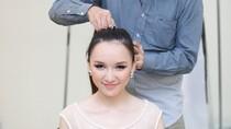 Ảnh: Thiếu nữ đẹp nhất Miss Teen tại hậu trường Vietnam Idol