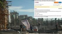 Lạ lùng căn hộ giá rẻ KĐT Đại Thanh rao bán la liệt trên mạng