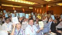 Chuyện lạ: Người chết ủy quyền cho người sống tham dự đại hội