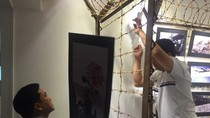 """Chính quyền nói gì về việc thu ảnh tại triển lãm """"Hoa nơi chiến trường""""?"""
