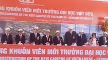 Hơn 3.000 tỷ đồng xây dựng mới khuôn viên Trường Đại học Việt Đức
