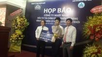 Kỳ thủ trẻ cờ vua Nguyễn Anh Khôi nhận gói tài trợ 1,5 tỉ đồng