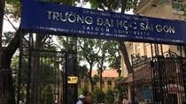 Đại học Sài Gòn: Chồng nghiệm thu đề tài khoa học cho...vợ