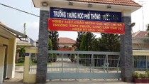 Giáo viên trường Phước Long thắc mắc Hiệu trưởng việc chi tiền giảng dạy
