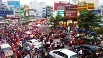 Cử tri Thành phố Hồ Chí Minh bức xúc vì kẹt xe toàn diện