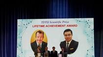 Một nhà khoa học Việt Nam đoạt Giải thưởng khoa học của Trường Tôn Đức Thắng
