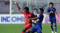Thua tiếp Singapore, U23 Thái Lan tủi hổ rời SEA Games
