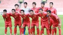 U.23 Việt Nam rốt ráo chuẩn bị 'chiến' U.23 Indonesia