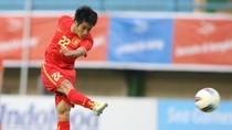 Siêu phẩm của Văn Bình lọt vào Top 5 bàn đẹp nhất SEA Games