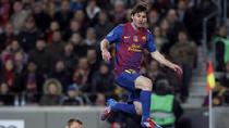 Messi uống thuốc giảm đau trước khi ghi 5 bàn vào lưới Leverkusen